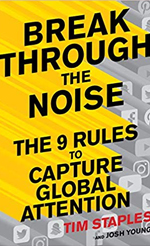 Break Through The Noise Book