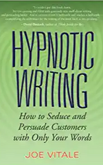 Hypnotic Writing Book cover