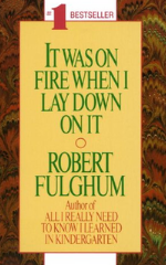 It Was on Fire When I Lay Down On It Book cover