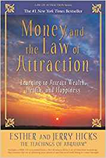 Money And The Law Of Attraction Book