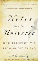 Notes From The Universe Book cover