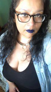 Cyn Blue Lipstick - RyzeKink